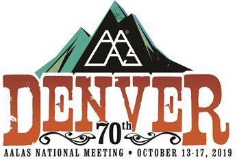 AALAS 70th Annual Meeting Logo